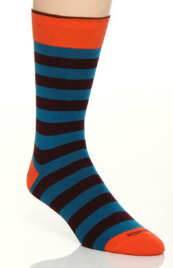 Etiquette Clothiers Rugby Stripe Sock
