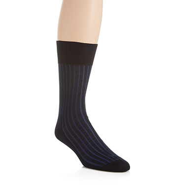Falke Shadow 2-Color Effect Rib Stripe Sock