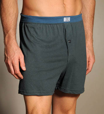 Fruit Of The Loom Soft Stretch Knit Boxers - 3 Pack