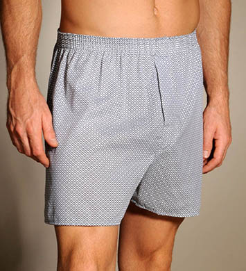 Fruit Of The Loom Print Woven Boxers - 3 Pack