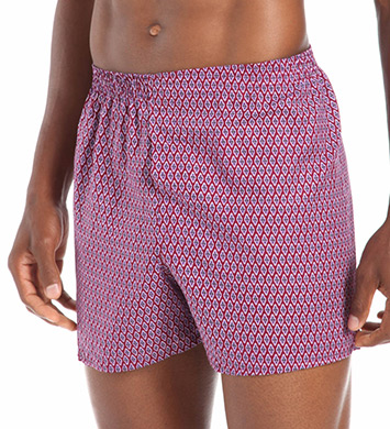 Fruit Of The Loom Core Assort Fashion Print Woven Boxers - 5 Pack