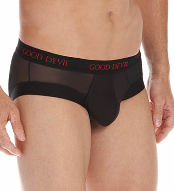 Good Devil Rotica Sheer Brief
