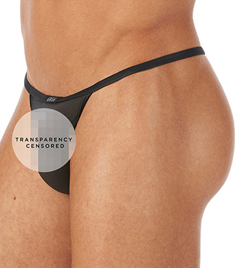 Gregg Homme Show Off Sheer Stretch Low Rise G-String