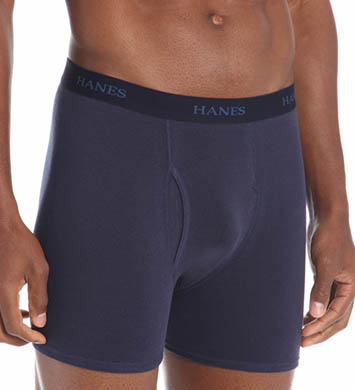 Hanes Stretch Dyed Boxer Briefs - 5 Pack