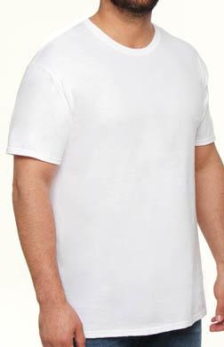 Hanes Tall Crewneck T-Shirts - 2 Pack