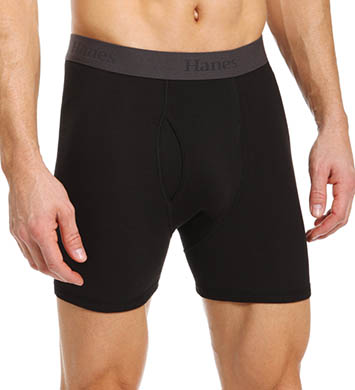 Hanes X-TEMP Boxer Briefs - 3 Pack