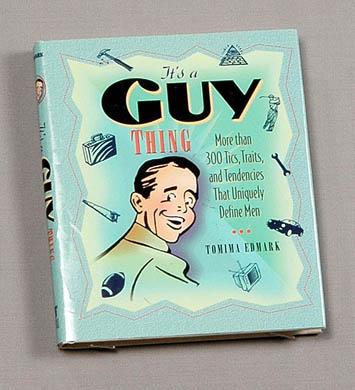 HerRoom & HisRoom It's a Guy Thing Book
