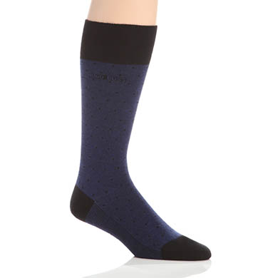Hugo Boss Cotton Modal Pindot Socks