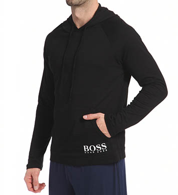 Hugo Boss Innovation 7 Long Sleeve Hooded Shirt