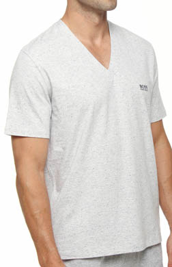 Hugo Boss V-Neck Short Sleeve T-Shirt