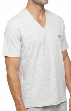 Hugo Boss V-Neck Short Sleeve T-Shirt