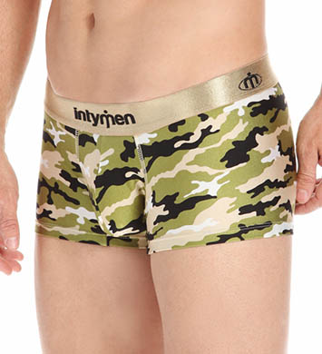 Intymen Sleek Camo Boxer Brief