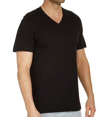 Jockey Classic Fit V-Neck T-Shirts - 3 Pack