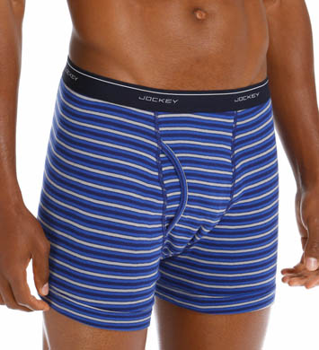 Jockey Boxer Briefs - 4 Pack
