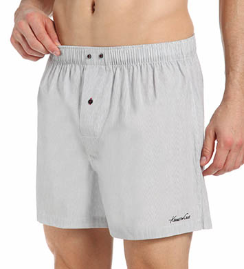 Kenneth Cole Pin Stripe Woven Boxer