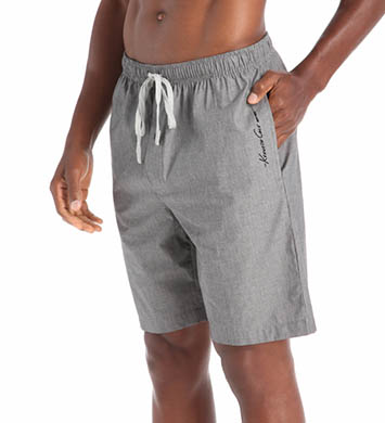 Kenneth Cole Pinstripe Sleep Shorts