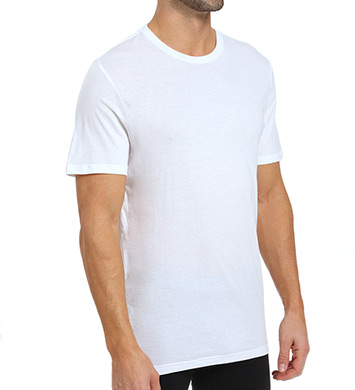 Michael Kors Soft Touch Cotton Modal Crew Neck T-Shirt - 3 Pack