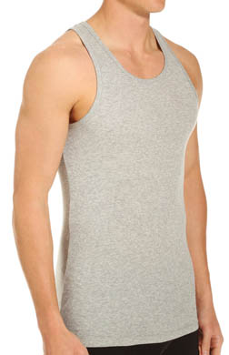 Michael Kors Soft Touch Cotton Modal A-Shirt Tank Tops - 3 Pack