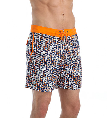 Mr.Swim The Chuck 6.5 Tropical Swim Trunk