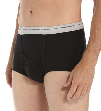 Munsingwear Comfort Pouch Cotton Full Rise Brief - 2 Pack