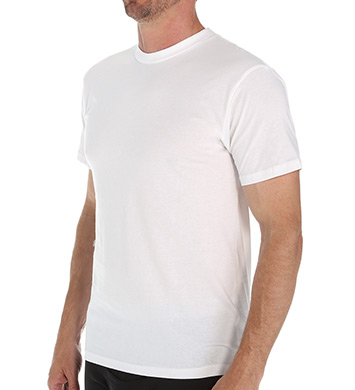 Munsingwear 100% Cotton Crew Neck Shirt - 3 Pack