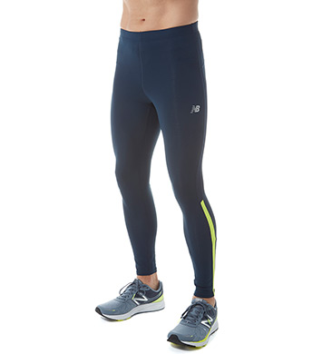 New Balance Accelerate Ankle Zip Performance Tight
