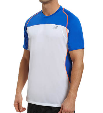 New Balance Momentum Performance Short Sleeve T-Shirt