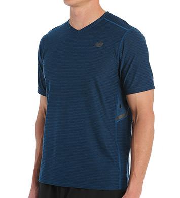 New Balance Shift Short Sleeve Performance Shirt