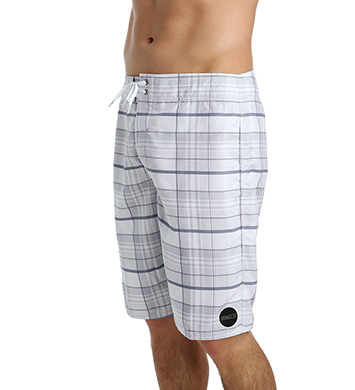 O'Neill Santa Cruz Plaid Quick Dry 21 Boardshort