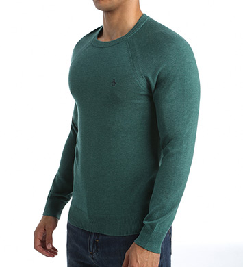 Original Penguin Pima Cotton Crew Sweater
