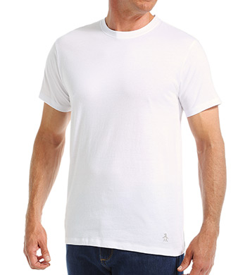 Original Penguin 100% Cotton Crew Tee - 3 Pack