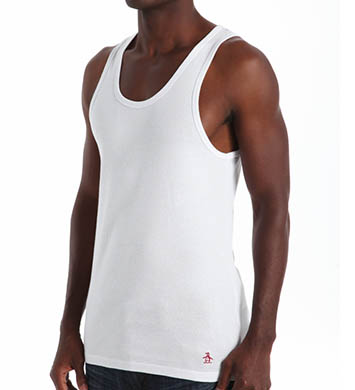 Original Penguin 100% Cotton Tank- 3 Pack