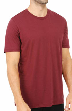 Pact Rosewood Crew Neck T-Shirt