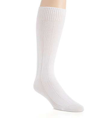 Pantherella Cotton Casual Socks - Soft 11x1 Rib