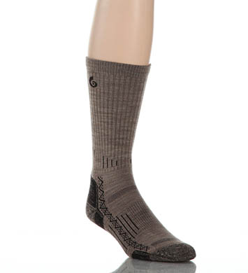 Point 6 Hiking Tech Light Merino Wool Crew Sock