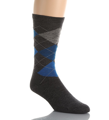 Point 6 Liverpool Merino Wool Light Crew Sock