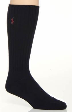 Polo Ralph Lauren XL Cotton Crew Socks