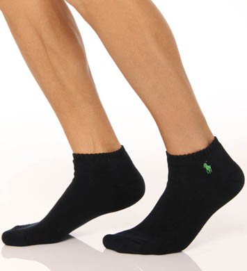 Polo Ralph Lauren Cotton Cushioned Single Ped Sock