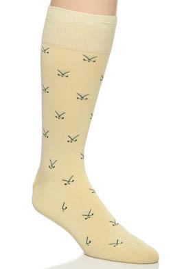 Polo Ralph Lauren Golf Clubs Socks