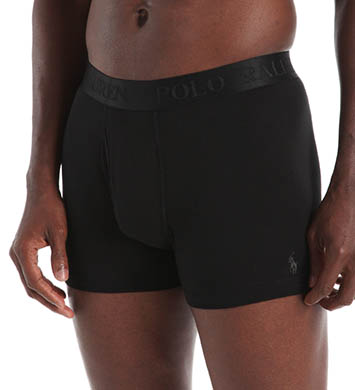 Polo Ralph Lauren Slim Fit Stretch Boxer Briefs - 2 Pack