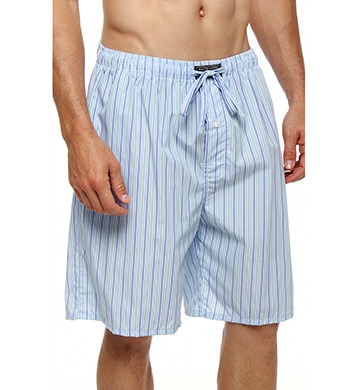 Polo Ralph Lauren Woven Cotton Sleep Shorts