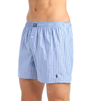 Polo Ralph Lauren Connoisseur 100% Cotton Woven Boxer