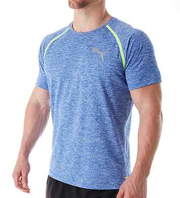 Puma Bonded Tech Performance Short Sleeve T-Shirt