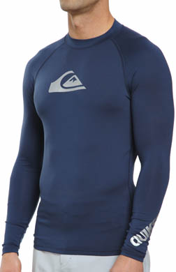 Quiksilver All Time Longsleeve Rash Guard