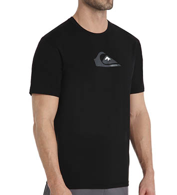 Quiksilver Solid Streak Short Sleeve Rash Guard