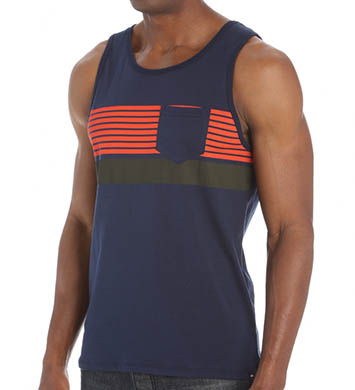 Quiksilver All In Knit Ringer Tank Top
