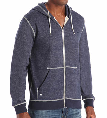 Quiksilver Major Zip Sweatshirt Hoodie