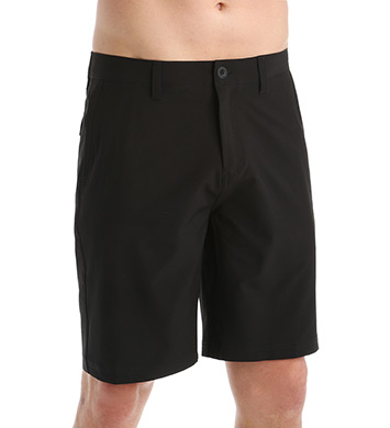 Quiksilver Everyday Solid Amp 21 Hybrid Swim Shorts