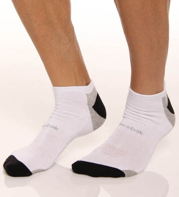 Reebok Low Cut Socks - 2 Pack