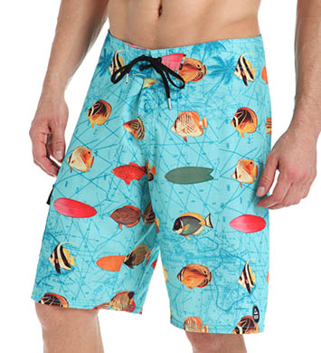 Reef Scales Boardshort